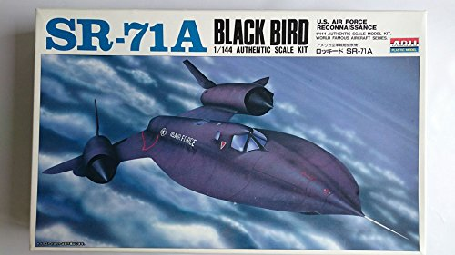 マイクロエース 1/144 SR71Aシリーズ SR-71A ブラックバードの商品画像