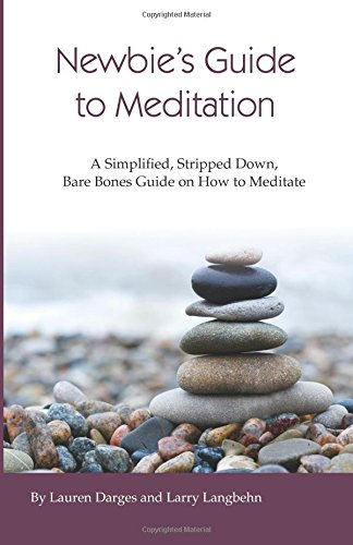 Newbies Guide Meditation Simplified Stripped product image