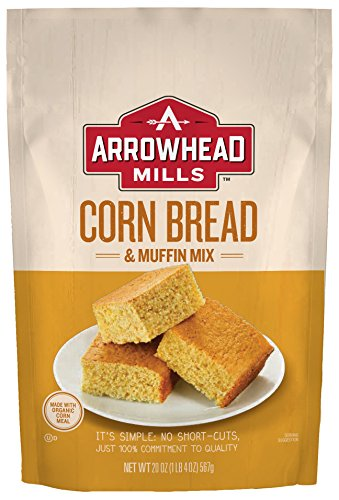 Arrowhead Mills Corn Bread & Muffin Mix, 20 oz. (Pack of - Mills Ontario Ca In Ontario