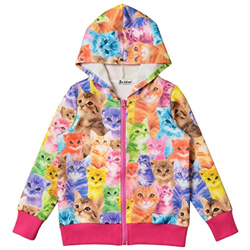 Jxstar girls jacket 150