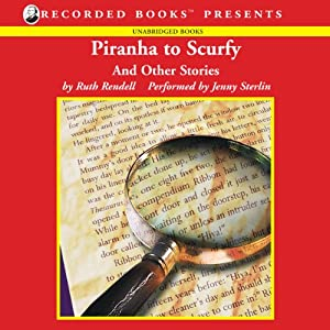 Piranha to Scurfy Audiobook