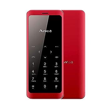 JUNERAIN Anica T10 - Mini teléfono móvil (Pantalla táctil ...