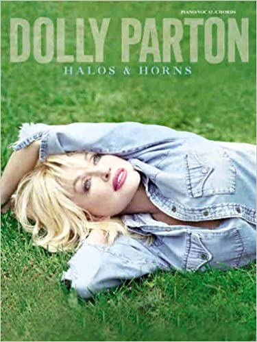 dolly parton halos and horns piano vocal chords