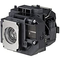 Guaranteed for One Year! EpsonV13H010L54/ ELPLP54 Premium Replacement E-Series Cinema Projector Lamp with Housing