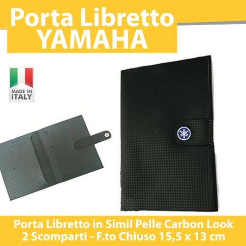 Document Holder Libretto Insurance Mark Car Moto Tuning - Yamaha ...