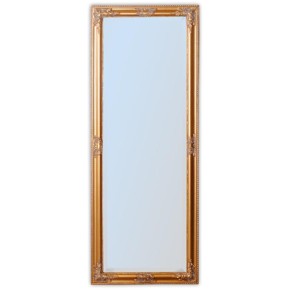 Wandspiegel BESSA gold-antik 160x60cm barock Design Spiegel pompös ...