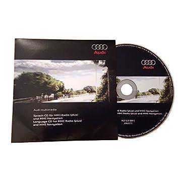 AUDI pi/èces dorigine Audi MMI UPDATE CD V.5570 pour MMI Grande 2G A4 8E A5 8T