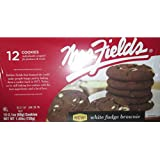 Mrs. Fields Cookies Mrs Fields White Fudge Brownie Cookies, (Pack Of 12)