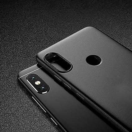 Bobbytech Funda Xiaomi Redmi Mi Mix 2s TPU Silicona Slim