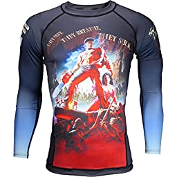 Army of Darkness Hail to the King Rashguard (Small)