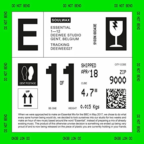 Vinilo : Soulwax - Essential (2PC)