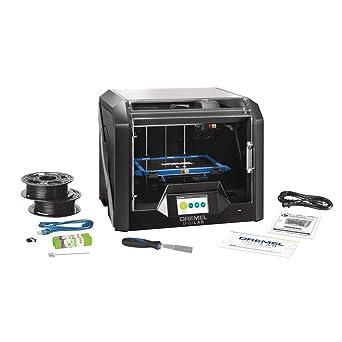 Dremel 3D Printer Eco Black ABS Filament 1.75 mm for DigiLab 3D45 3D Printer with RFID Material Detection Chip