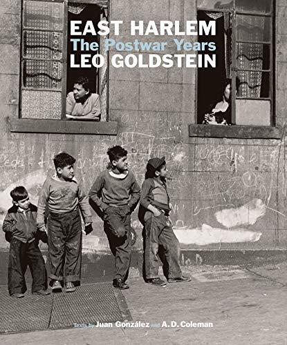 Image of East Harlem: The Postwar Years