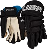 Bauer Prodigy Youth Hockey Gloves BLACK 9