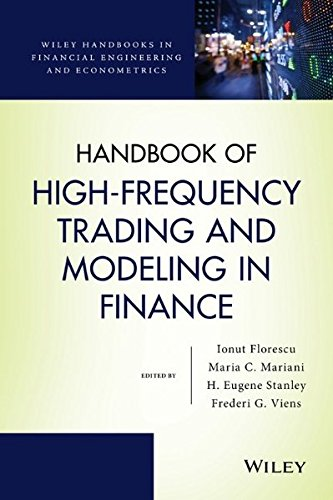 Handbook of High-Frequency Trading and Modeling in Finance Front Cover