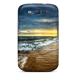 Top Quality Protection Thunder Storm Case Cover For Galaxy S3