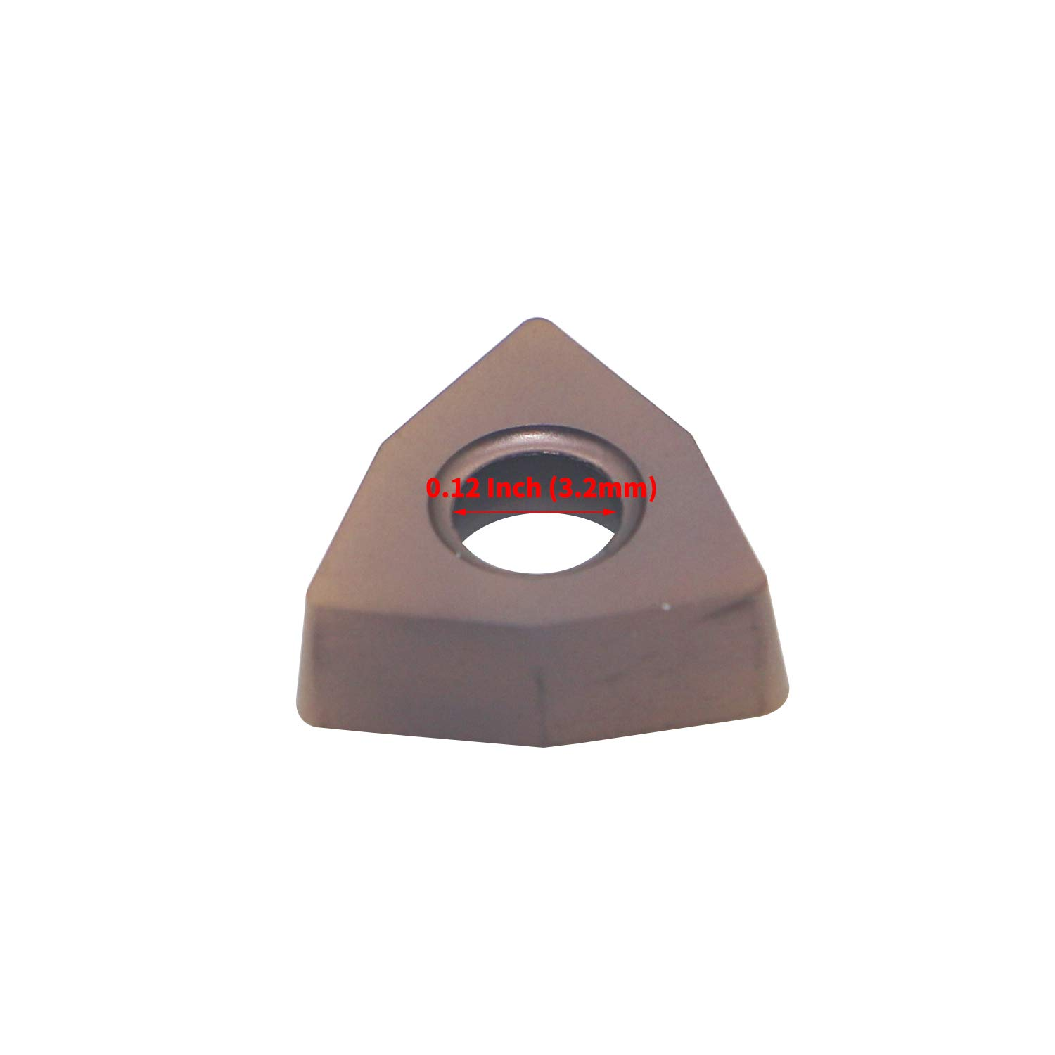 U Drill Quick Drill is Used for CNC Lathe Blades for Indexable Turning Tool Holder Blade Replacement. Carbide Insert WCMT050304 Water Jet Drill WCMT2.52