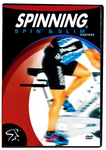 Mad Dogg Athletics Spinning Spin and Slim DVD (Fitness Dvd Results Cycling)