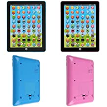 Diaper Kids Mini Pad Tablet Touch Learning Machine, Multi-Function Chinese and English Dot Reading Machine Early Education Educational Toys