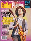 img - for Guitar Player Magazine (February 2010) (The Mars Volta - Omar Rodriguez Lopez Reveals His Stompbox Secrets) book / textbook / text book