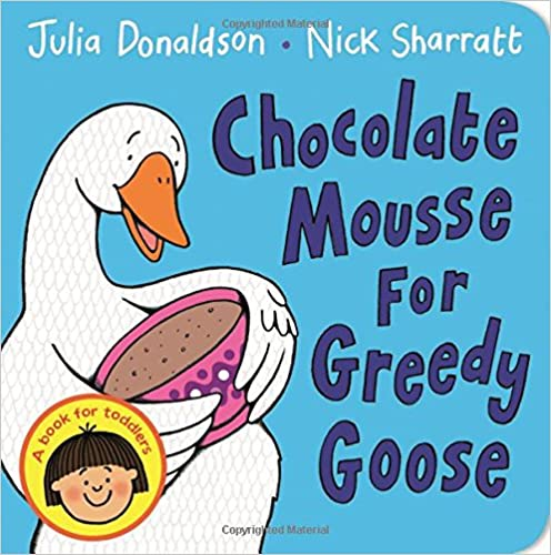Download online Chocolate Mousse for Greedy Goose PDF