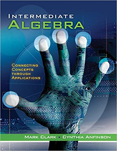 Cengage advantage books intermediate algebra connecting concepts cengage advantage books intermediate algebra connecting concepts through applications 1st edition fandeluxe Image collections