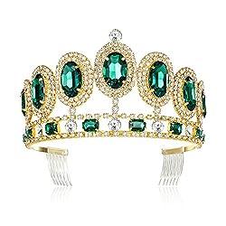 Rhinestone Crystal Diamond Tiara