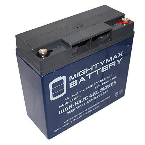 12V 18AH GEL Battery for Swisher 12V