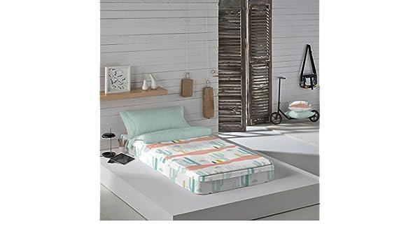 Iceberg Cactis - Saco nórdico para cama de 90 cm (sin relleno): Amazon.es: Juguetes y juegos