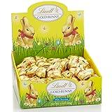 Lindt Mini Gold Bunny Chocolate Figure Box, 21.2 Ounce, 60 Bunny's