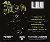 BRUTALITY - WHE THE SKY TURNS BLACK - CD