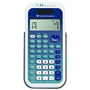 The Best TI 34 MultiView Scientific Calculator
