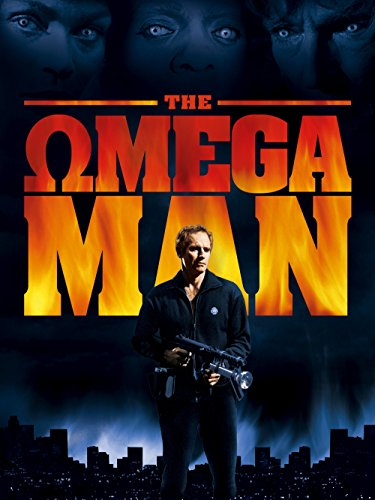 The Omega Man - Omega Lamp Table