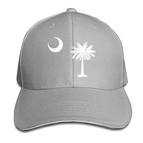 South Carolina Flag Snapbacks Hat Sports Sandwich Cap Hat (Sandwich Beef Recipes)