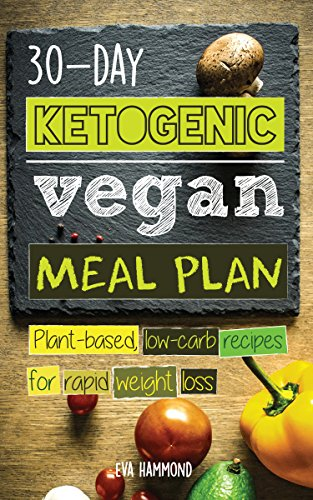 Bread Mediterranean Recipe (30-Day Ketogenic Vegan Meal Plan: Plant Based Low Carb Recipes for Rapid Weight Loss)