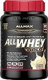 ALLMAX Nutrition AllWhey Gold Whey Protein, Vanilla, 2 lbs For Sale