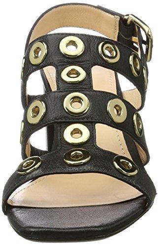 black Schwarz 108 3 50 Mujer Primafila Sandalias AqTYBwWX