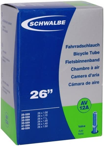 Fahrradschlauch 29 x 2,125-2,40 AV 40mm AV