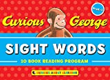 Curious George Sight Words: 10-Book Reading Program