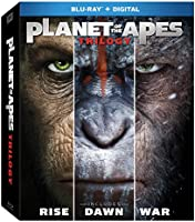 Save on 'Planet of the Apes Trilogy' on Blu-ray and in 4K