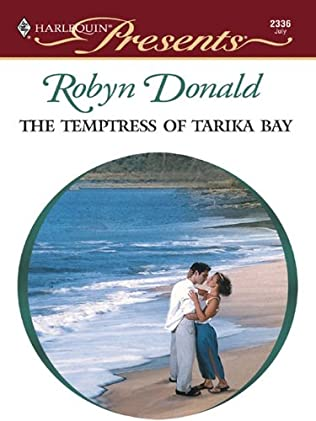 book cover of The Temptress of Tarika Bay