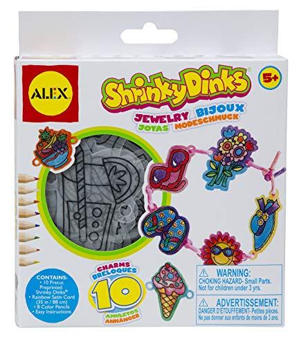 Shrinky Dinks Jewelry Activity Set