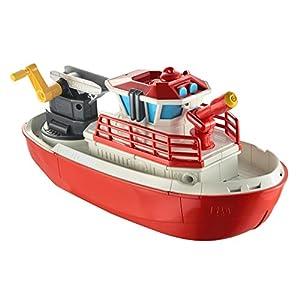 Matchbox Fire Rescue Boat