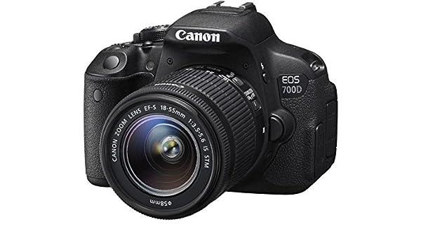 Canon EOS 700d/Rebel T5i/EOS Kiss X7i 18 – 55/3.5 – 5.6 EF-S IS ...