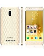 Cellulariofferte V·Mobile XS Pro 32GB ROM 3GB RAM Face Unlock Telefonia Mobile 5,85 Pollici 13MP 19:9 HD+ Pixel Android 7 Quad Core Telefoni Cellulari in offerta 3800mAh 3G+ Smart Gesto (1viola)