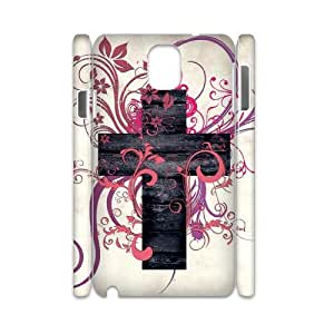 TOSOUL Diy case Jesus Christ Cross customized Hard Plastic case For samsung galaxy note 3 N9000