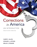 img - for Corrections in America: An Introduction (14th Edition) by Harry E. Allen (2015-01-07) book / textbook / text book