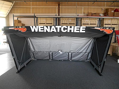 Soccer Tent Premier Portable Shelter Soccer Football Field