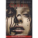 Carrie (Dvd, 2013) Rental Exclusive