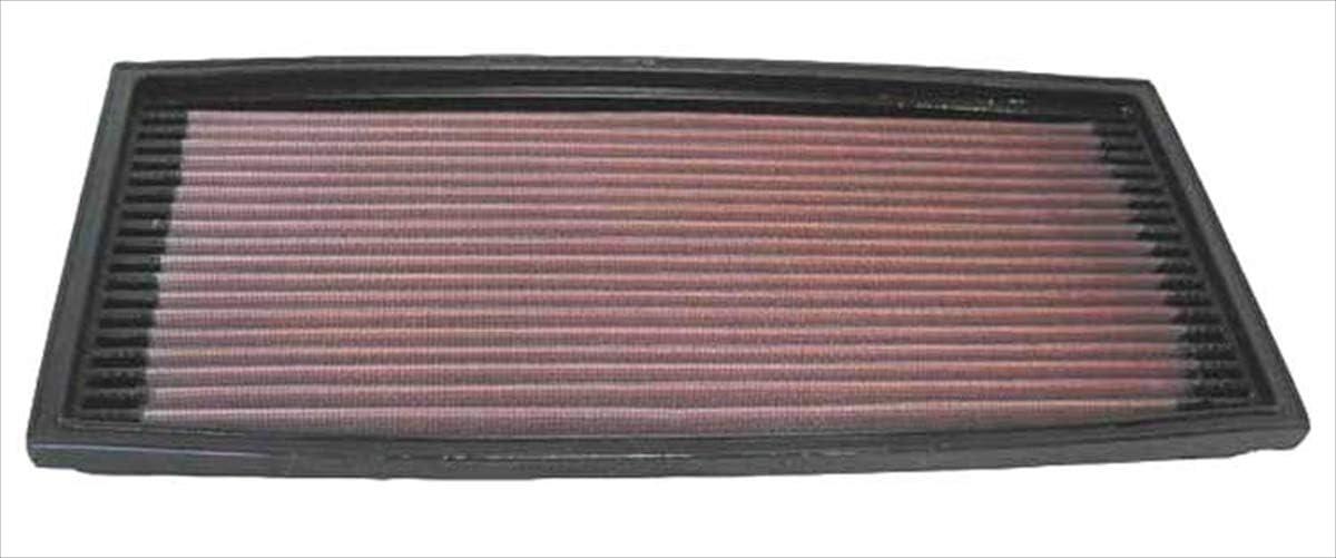 K/&N 33-2078 Waschbarer und wiederverwendbarer KFZ Tauschluftfilter